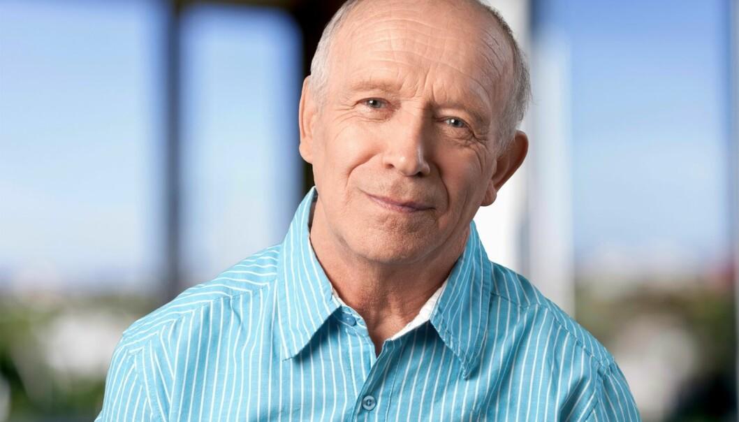 Hvor gammel er denne personen? 60, 65 eller 70? Det er ikke så lett å bedømme. (Illustrasjonsbilde: Shutterstock/NTB Scanpix)