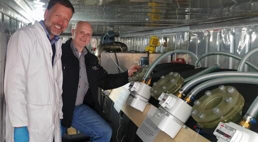 Ny reaktor kan auke utvinninga av biogass frå gardsbruk