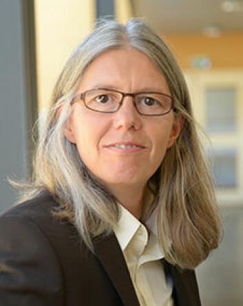 Professor Sigrid Blömeke er senterleder ved Centre for Educational Measurement (CEMO). (Foto: Shane Colvin, Det utdanningsvitenskapelige fakultet, UiO)
