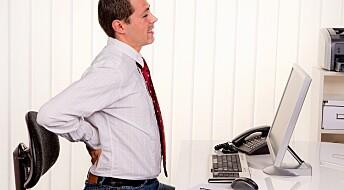 Sykdom og skader på jobb koster Norge 30 milliarder årlig