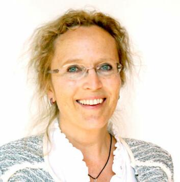 Ingeborg Owesen var postdoktor ved Universitetet i Oslo, (Foto: Forskningsrådet)