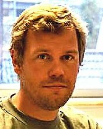 Magnus Svärd har vært postdoktor både i USA og Norge. (Foto: UiB)
