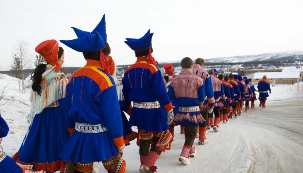 Også urfolk i Norge kommer dårligere ut enn resten av befolkningen når det gjelder levealder, fedme og utdanningsnivå. (Foto: Berit Roald/Scanpix)
