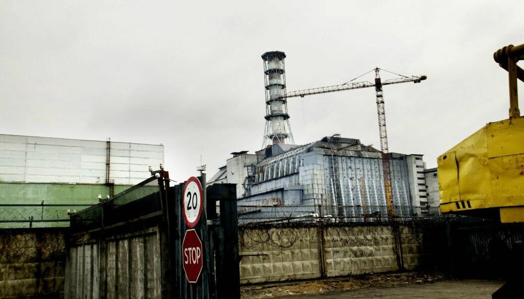 Atomberedskapen i Norge trekkes frem som et forbilde av det internasjonale atomenergibyrået. Men det må ikke bli noen hvilepute, skriver kronikkforfatterne. Bildet er fra reaktor 4 i Tsjernobyl, hvor ulykken skjedde i april 1986. (Foto: Paal Audestad/Samfoto)