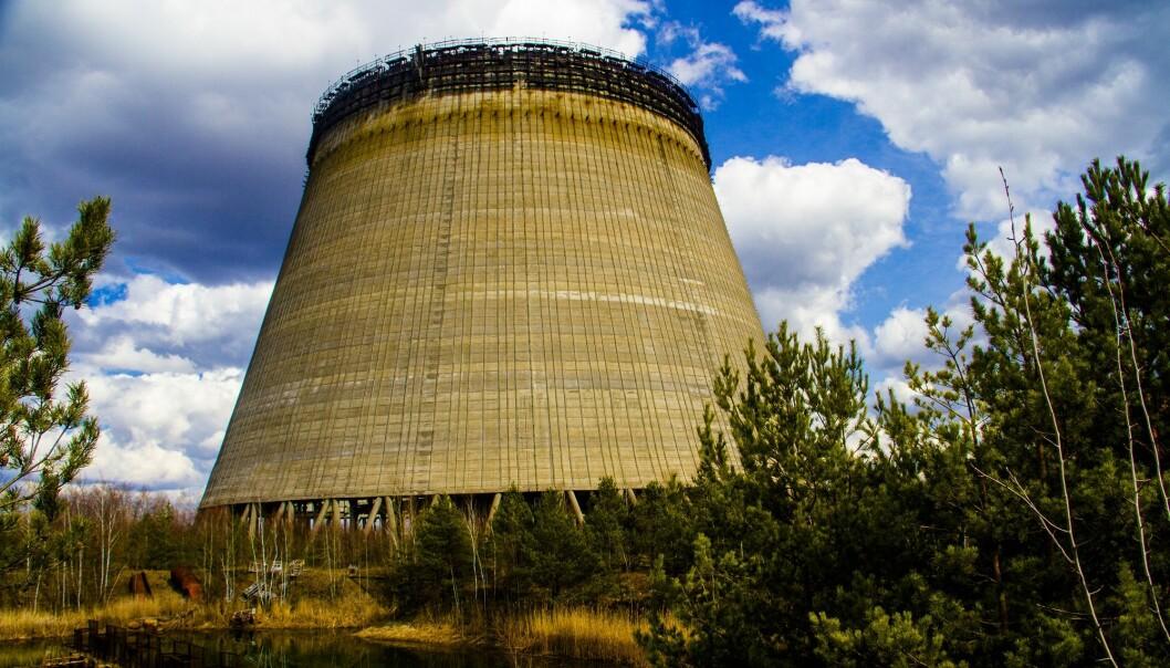 Natt til 26. april 1986 eksploderte én av de fire reaktorene i atomkraftverket i Tsjernobyl, ti mil nord for Kiev i dagens Ukraina. (Foto: Colourbox)