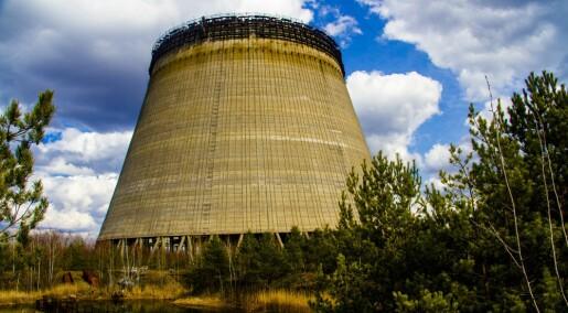 Beredt for en atomkrise