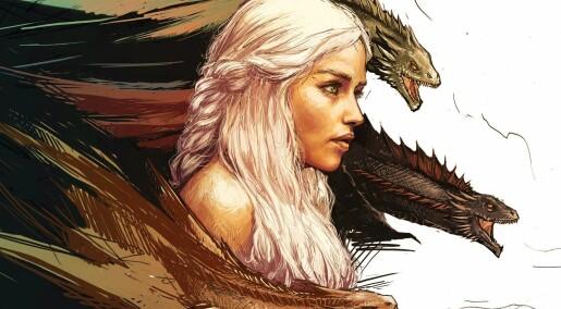 – Mindre seksualisert vold i vårens «Game of Thrones»
