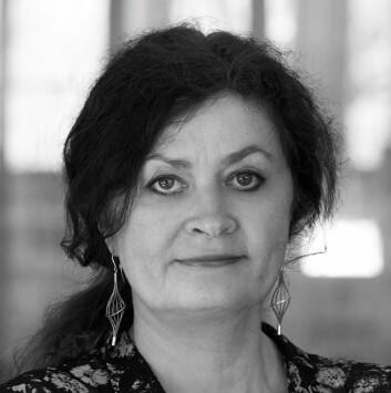 Britt Kramvig er professor ved UiT. (Foto: Per Sollerman)