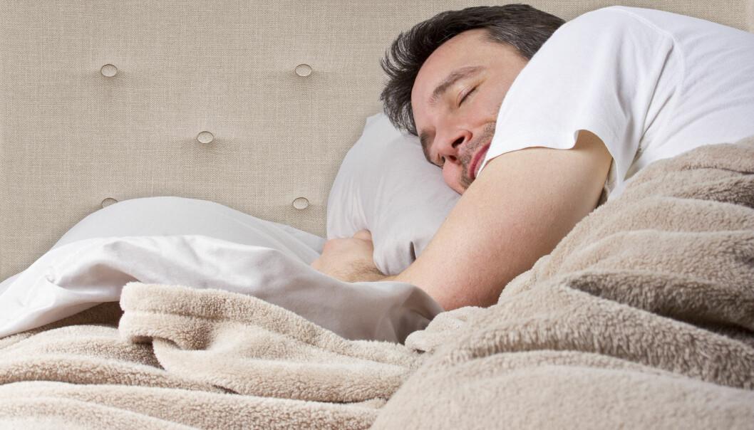 Hjernen holder vakt når du sover på nye steder. (Foto: Shutterstock, NTB scanpix)