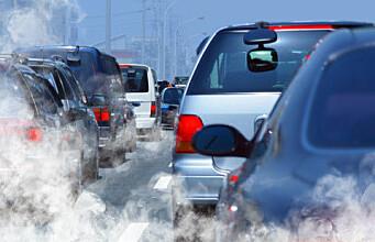 More harmful nitrogen dioxide in Norwegian cities