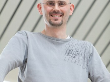 Karl Idar Gjerstad, an NILU scientist, has worked with TØI to calculate actual emissions from diesel vehicles. (Photo: Ingar Næss)
