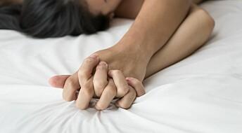 Spør en forsker: Er sex-orgasmer sunnere enn onani?