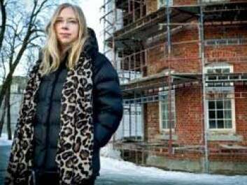 """Aina Sundt Gullhaugen has challenged the """"gold standard"""" for the study of psychopaths. """"Treatment is difficult but not impossible,"""" she says. (Photo: Ole Morten Melgård)"""
