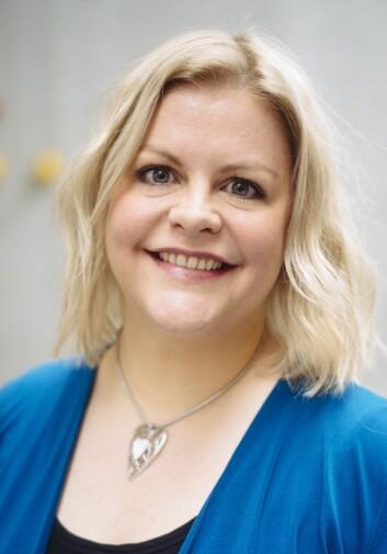 Elisabeth Enoksen. (Foto: UiS)