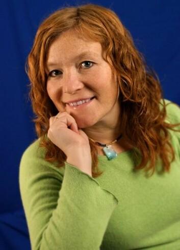 Førsteamanuensis Anne Håland ved Lesesenteret ved Universitetet i Stavanger. (Foto: UiS)