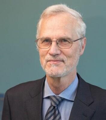 Frøystein Gjesdal er rektor på Norges mest internasjonale lærested: NHH. (Foto: Eivind Senneset, NHH)