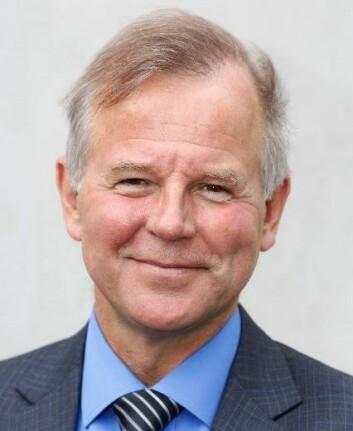 Også UiO har få bachelorstudier på engelsk, noe som trekker totalscoren ned, påpeker UiO-rektor Ole Petter Ottersen. (Foto: UiO)