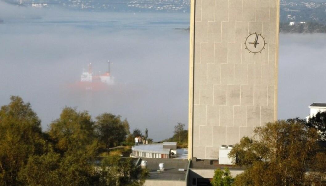 Norges Handelshøyskole (NHH) bruker U-Multirank til å sammenligne seg med handelshøyskoler i andre land. (Foto: NHH)