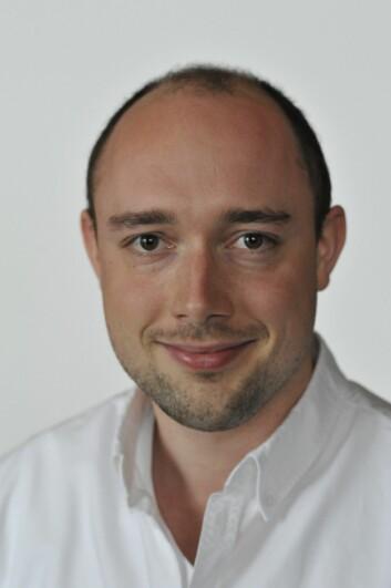 Klemens Knöferle er assisterende professor ved BI. (Arkivfoto: BI.)