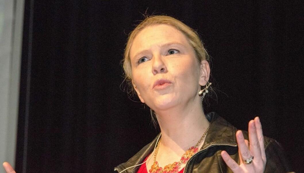 Innvandrings- og integreringsminister Sylvi Listhaug feiltolket - eller feilsiterte - resultatene i en forskningsrapport. Da valgte hun ut et delresultat som støttet hennes egne synspunkter.  (Foto: Bioforsk)