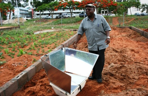Rural Mozambique goes solar