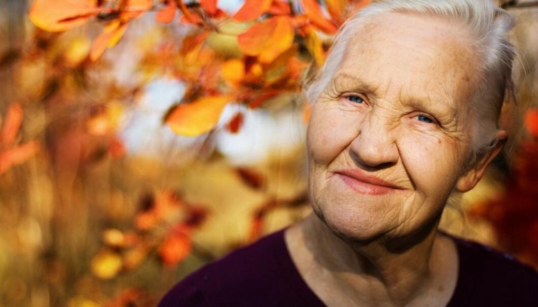 I Europa blir en stadig større del av befolkningen eldre.  (Illustrasjonsfoto: Shutterstock/NTB scanpix)