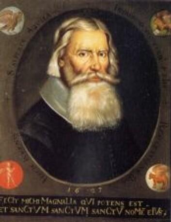 Johan Bure (1568-1652) var en kjent svensk fornminneforsker på 1600-tallet. Slektsgranskningen han drev på sin egen ætt for snart 400 år siden, gjør det i dag mulig for genforskere å studere om barn før i tiden var et resultat av utroskap. Maleriet av Johan Bure henger på Gripsholm slott.