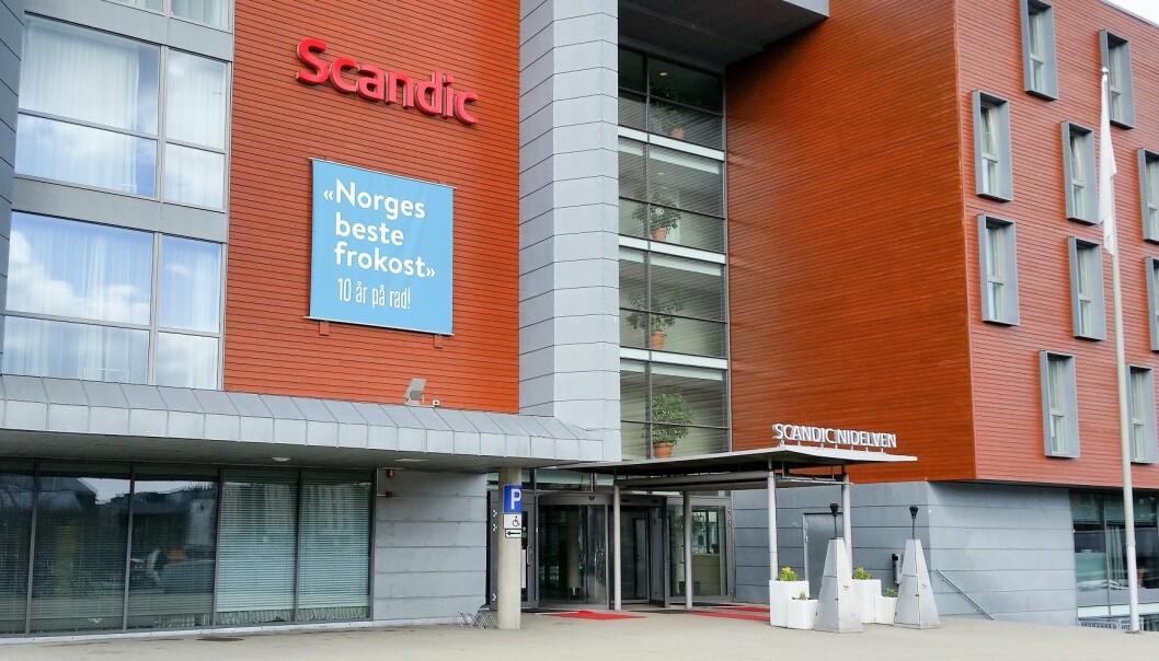 Scandic Nidelven har vunnet prisen «Norges beste frokost» de siste ti årene. (Foto: Odd Roger Langørgen)