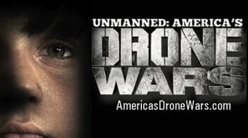 """19. april kan du se dokumentaren """"Unmanned: America's Drone Wars"""" på Cinemateket. Før filmen diskuterer Maja van der Velden (NENT) og Tore Tennøe (Teknologirådet) droner, AI og etikk. (Foto: americasdronewars.com)"""