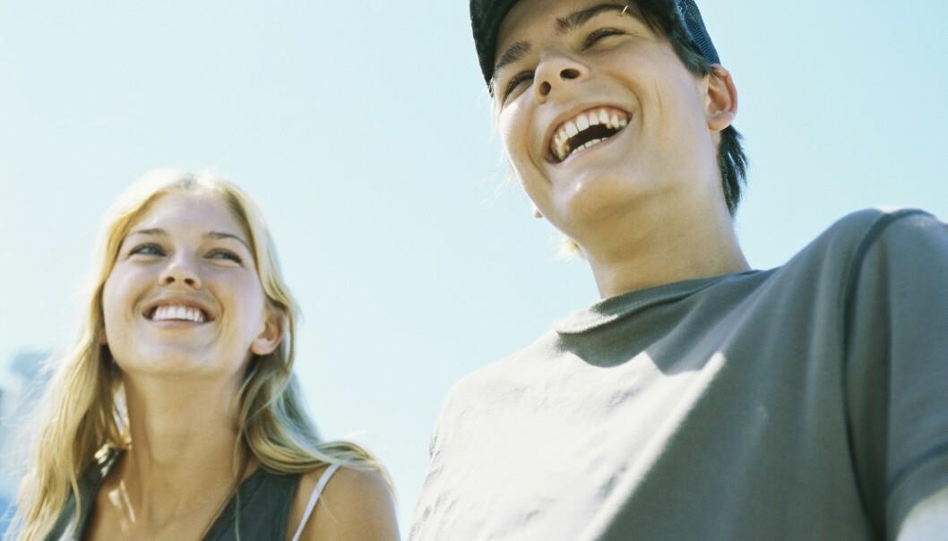 Slik får unge med lett utviklingshemning venner