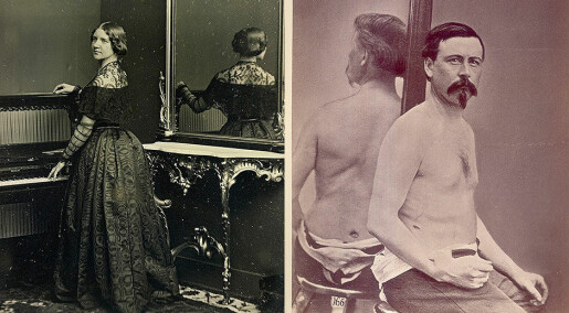 Et speilbilde av borgerkrigen