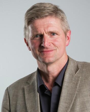 Geir Selbæk. (Foto: Martin Lundsvoll, Aldring og helse)