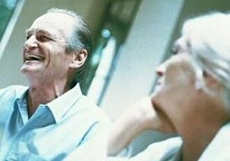 Laughing away myths about old age