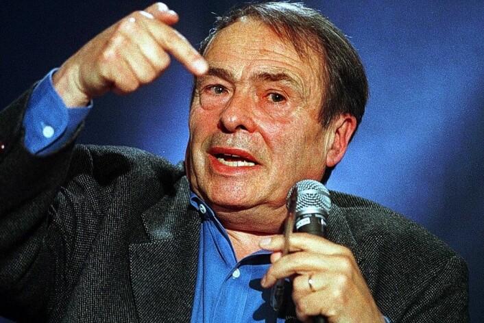 Pierre Bourdieu, 1930-2002. (Foto: Scanpix)