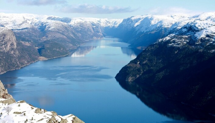 Glacial youth therapy for the Scandinavian landscape