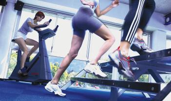 Drit i å trene da vel!