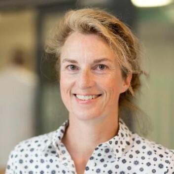- Kjønnsforskjellene er størst når det gjelder orienteringsevne, sier professor Asta Håberg ved NTNU. Hun ville se om en dose testosteron hjalp kvinnenes retningssans. (Foto: NTNU)