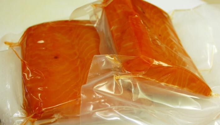 Organic salmon has more Omega-3