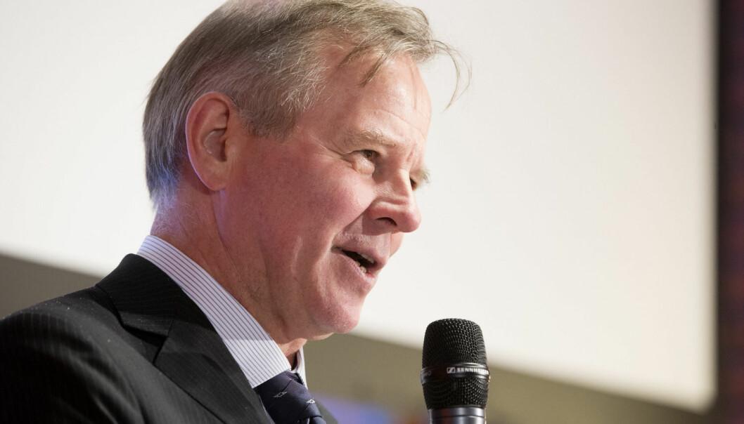 Universitetsrektor Ole Petter Ottersen er ikke imponert over det han kaller bortforklaringer fra innvandringsminister Sylvi Listhaug. (Foto: Håkon Mosvold Larsen, NTB scanpix)