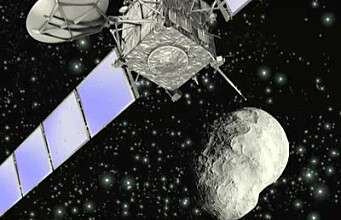 New 3D camera for space missions