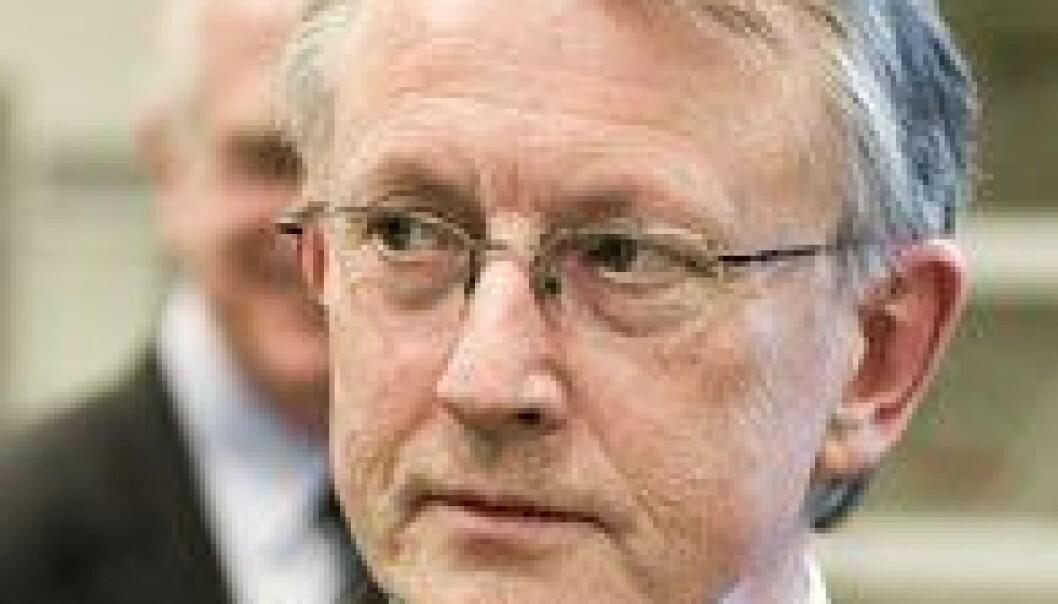 I år går Arvid Hallén av som administrerende direktør. Men hvem blir hans etterfølger? Andreas B. Johansen