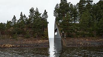 – Viktig med nasjonalt minnesmerke på Utøya
