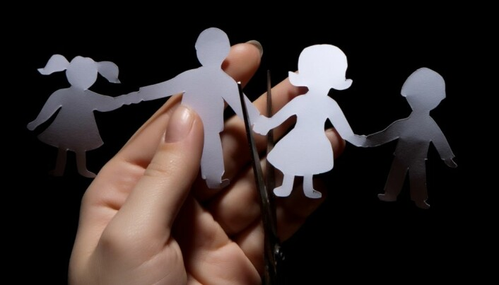 Increased divorce rates are linked to the welfare state