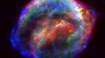 Leter på havbunnen etter jern fra stjerne-eksplosjoner