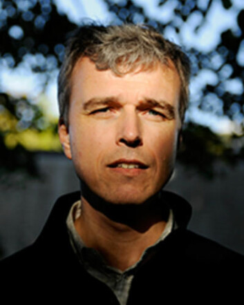 – Vi tar ikke dette nok på alvor, sier Klimaforsker Helge Drange. (Foto: Helge Skodvin.)