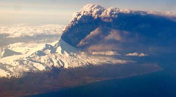 Svovelsky fra vulkanutbrudd i Alaska nådde Norge