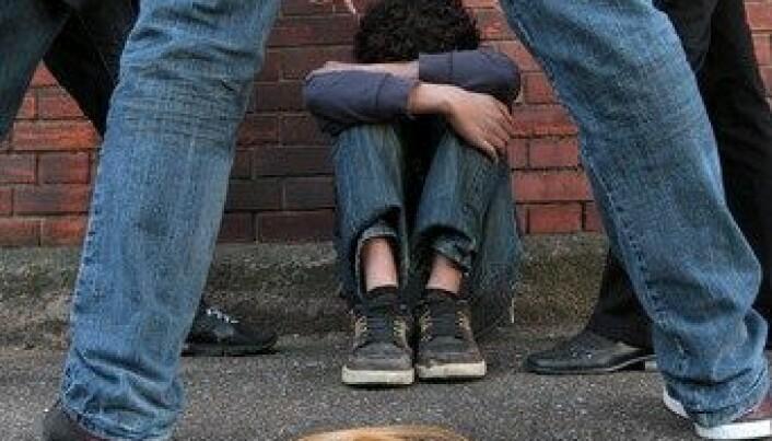 Being bullied can cause trauma symptoms