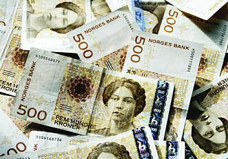 The X factor in the Norwegian economy