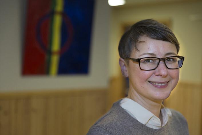 –Rollelek er språkutviklende, og det er ofte de barna som har godt språk som leker rollelek i størst grad, sier Carola Kleemann. (Foto: Stig Brøndbo)