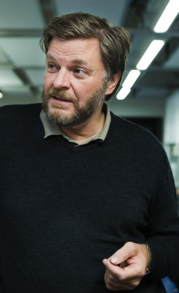 Steinar Madsen, fagdirektør i Statens legemiddelverk påpeker at det er de som ønsker å åpne opp for medisinering med psykedelika som sitter på bevisbyrden. (Foto: Berit Roald, NTB scanpix)